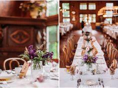 A Saline Michigan Wedding at Wellers / Two Birds Photography / via StyleUnveiled.com
