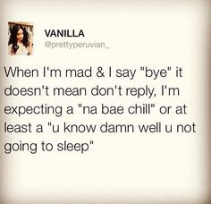 Bae needs to know this, haha.