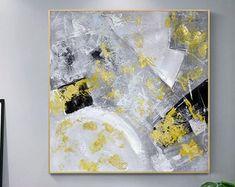 Molten Lava Abstract Art Framed CANVAS PRINT A0 A1 A2 A3 A4 Sizes