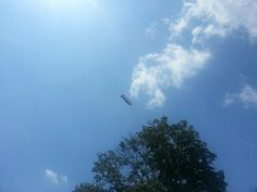 Metlife Blimp over City of Frederick Frederick Maryland, City, Outdoor, Outdoors, Cities, Outdoor Living, Garden