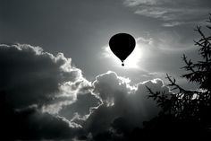 Hot Air Ballon.