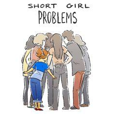 Short Girl Problems Comic