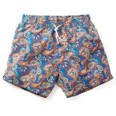 b48bc2afd6 Vintage Tommy Hilfiger Th 044 Swim Trunks by VintageMensGoods ...