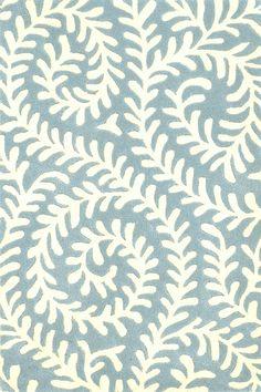 Vine Slate Tufted Wool Rug | Dash & Albert Rug Company