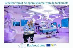 Kom naar de stand van @Radboudumc en @EconomicBoard en laat je als ware medisch specialist op de foto zetten. Je maakt dan kans op een rondleiding in de echte #MITeC operatiekamers! Doe mee via url (op onze site)