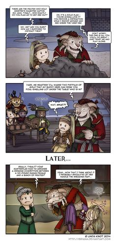 GW2: Down The Hatch by Isriana.deviantart.com on @DeviantArt
