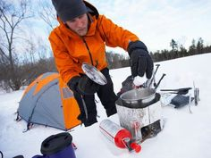 Winter backpacking on your list? Here are some tips to help you get prepared.