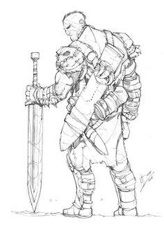 Monster Hunter by Max-Dunbar.deviantart.com on @deviantART