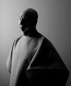Patrick Stewart by Nadav Kander.
