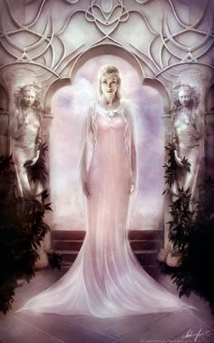 "Galadriel by d1sarmon1a.deviantart.com on @deviantART - From ""Lord of the Rings"""