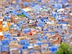 Blue City (Jodhpur, India)