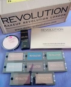 Lory's Beauty Corner : Post Haul: Make Up Revolution (eh sì, un altro anc...