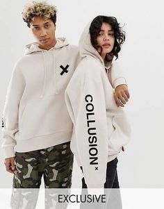Discover our collection of women's hoodies & sweatshirts at ASOS. Browse the latest sweatshirt styles, including cropped & zip up hoodies. Order at ASOS. Nike Hoodie, Hoodie Sweatshirts, Zip Up Hoodies, Tee Shirts, Logo Hoodies, Printed Hoodies, Hoody, Asos, Off White Hoodie