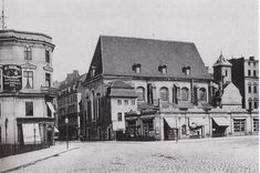 Leipzig Alte Peterskirche 1880 Süd Germany And Prussia, Old Photographs, Krakow, Kirchen, Dresden, Alter, Poland, Berlin, History