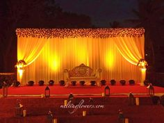 List Of Best Wedding Venues in Bangalore - Outdoor Wedding Venues Bangalore - Wedding Resorts in Bangalore Indoor Wedding Ceremonies, Wedding Reception Backdrop, Outdoor Wedding Decorations, Backdrop Decorations, Wedding Backdrops, Best Wedding Venues, Outdoor Wedding Venues, Wedding Stage Design, Marriage