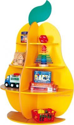 Biblioteca expositor de libros Pera