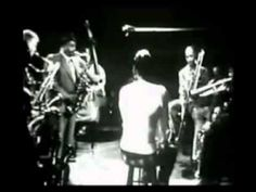 ▶ FILM - jammin' the Blues (1944) & Fine and Mellow by Billy Holliday - YouTube