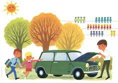 Affiche Alain Grée - La mini http://www.mes-habits-cheris.com/affiche-alain-gree-mini-p-3291.html