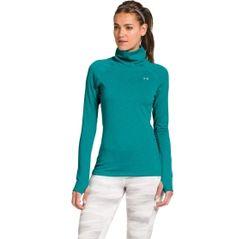 Under Armour Women's ColdGear Cozy Neck Long Sleeve Shirt   DICK'S Sporting Goods