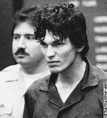 The Night Stalker Richard Ramirez, perhaps my favourite serial killer. If its not too strange to have a favourite? Lol