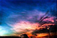165/365 Furious Sunset