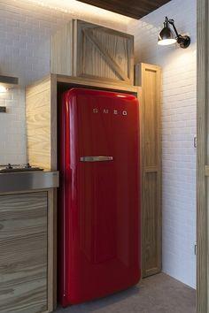 Diseño de la Cocina de un Apartamento Pequeño - Kansei
