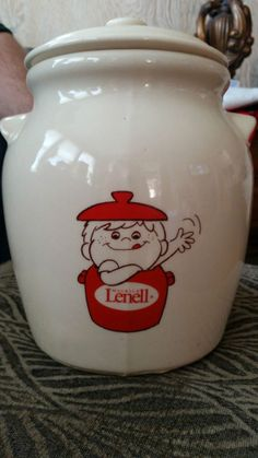 Maurice Lenell Cookie Jar