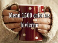 Recetas Light - Adelgazaconsusi: Menú de dieta de 1500 -1350 calorías para invierno (Semana 1)