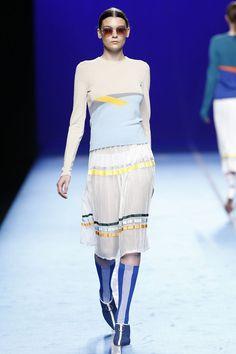 Moisés Nieto, Diseñador de Moda formado en el IED Moda.