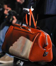 Fashion Week Handbags: Louis Vuitton Fall 2012
