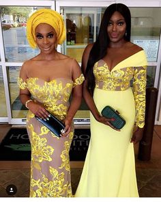 Lovelies in @topefnr  #Asoebi #AsoebiSpecial  #weddings Fabrics @onafabrics