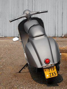Custom 1966 vespa | Flickr - Photo Sharing!
