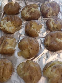 Suzanne's Kitchen : Smashed potatoes