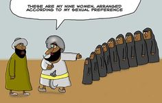 freethinkers and sex   On what was this accusation against Mohammed based? Presumably, it was ...