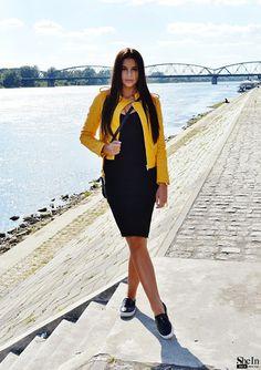 fall jacket - Style Gallery & Lookbook of SheIn www