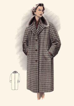 Like the long coat