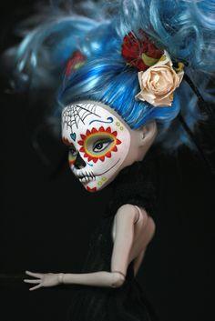 Calavera Doll