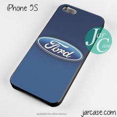 Ford Logo Phone case for iPhone 4/4s/5/5c/5s/6/6 plus