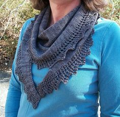 I have this cast on the needles right now and I am loving it. Very fun knit.