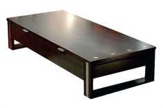Orlando Coffee Table: Orlando is sophisticated and sleek. Smooth lines, stainless steel detail and clean, contemporary new timber combine for a sensational result. Made in Bendigo. Steel Detail, Smooth Lines, Furniture Making, Contemporary, Coffee Tables, Orlando, Stainless Steel, Home Decor, Image