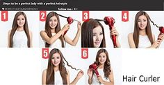 Hair Curler - extensive variety. Must take a look...