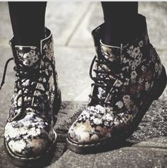 The perfect Doc Martins