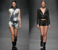 1 piu 1 uguale 3 2013-2014 Fall Winter Womens Runway Collection - Mercedes-Benz Fashion Week Tokyo - Japan Fashion Week