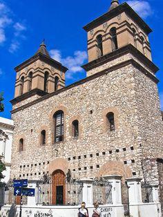 La Manzana Jesuítica, Patrimonio de la Humanidad - iglasia jesuita