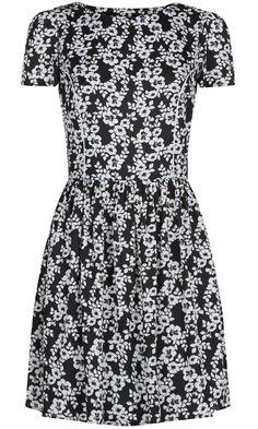 Primark Floral Tea Dress, £8
