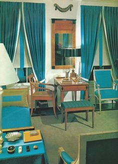 1970s Home Decorating, Vintage Home Decorating