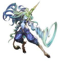 Wind Elemental | THEATRE | Granblue Fantasy