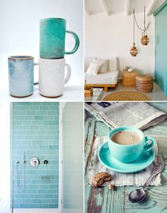 RANDOM THINGS IN TURQUOISE GREEN | THE STYLE FILES