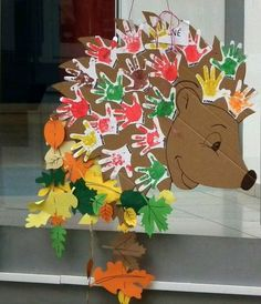 Kindergarten - Fall Crafts For Kids Cheap Fall Crafts For Kids, Easy Fall Crafts, Animal Crafts For Kids, Holiday Crafts, Fun Crafts, Art For Kids, Arts And Crafts, Autumn Activities, Craft Activities