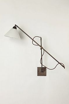 Anthropologie Wall Sconce